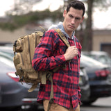 MID SIZE TACTICAL BACKPACKS - 2 FOR $29.99