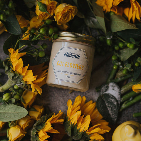 Eleventh Candle Co 2017 Spring Collection Cut Flowers