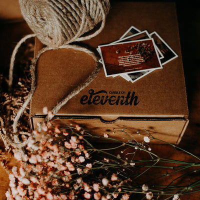 For Her Gift Set - Eleventh Candle Co