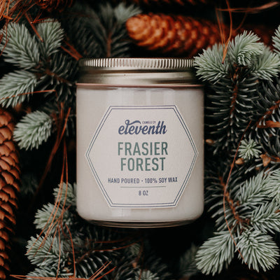 Eleventh Candle Co Frasier Forest