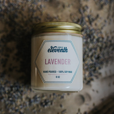 Eleventh Candle Co Lavender