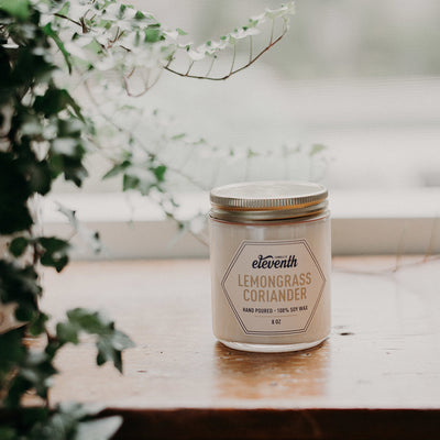 Lemongrass Coriander - Eleventh Candle Co