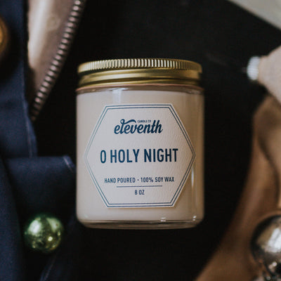 Eleventh Candle Co O Holy Night