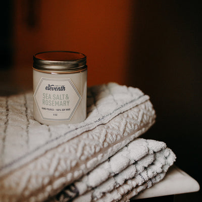 Sea Salt & Rosemary - Eleventh Candle Co