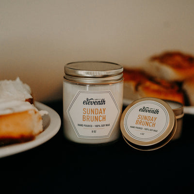 Sunday Brunch - Eleventh Candle Co