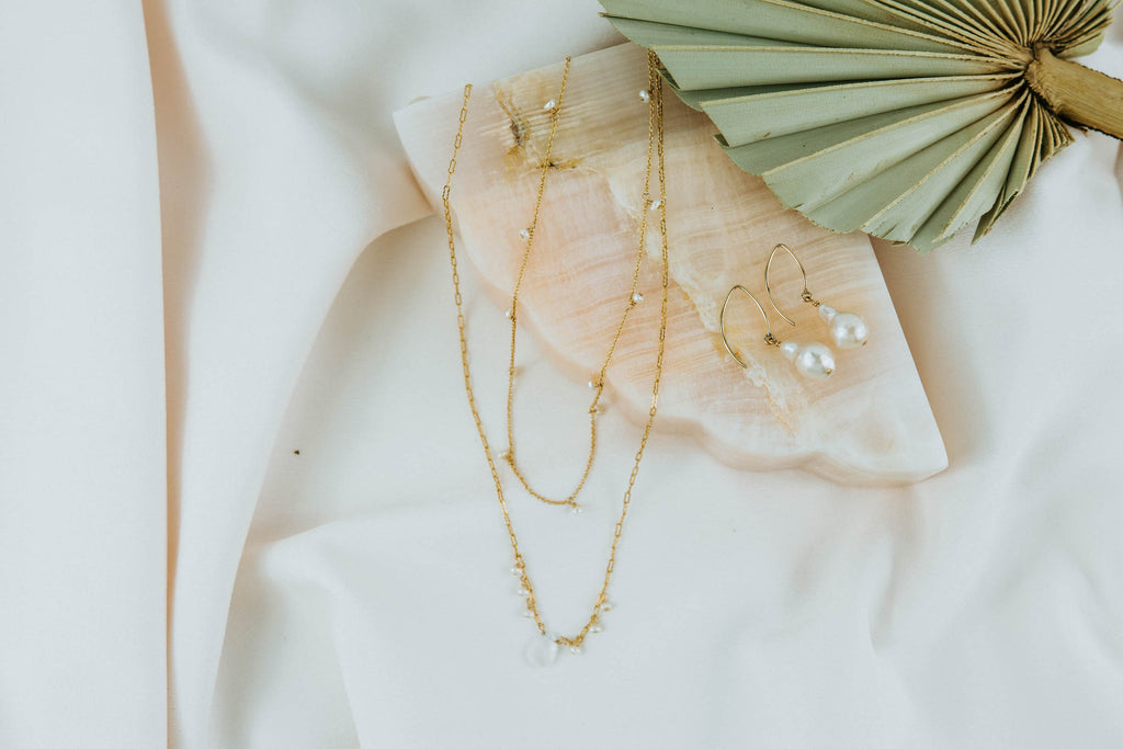 Long Devotion Necklace