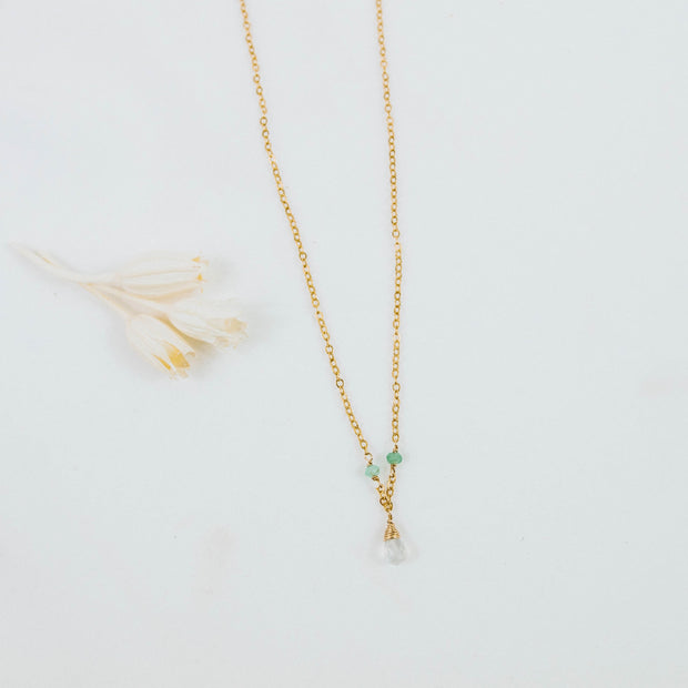 Fern Mid Necklace 1