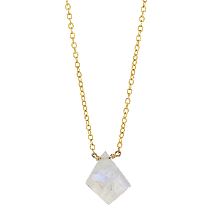 Moonstone Lynne Necklace