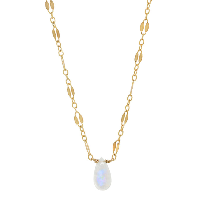 Moonstone Lillie Necklace