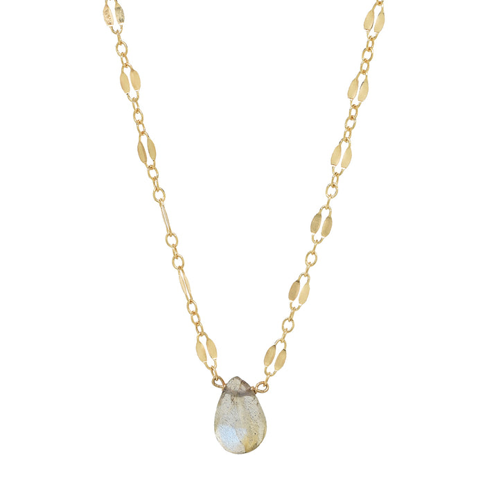 Labradorite Lillie Necklace