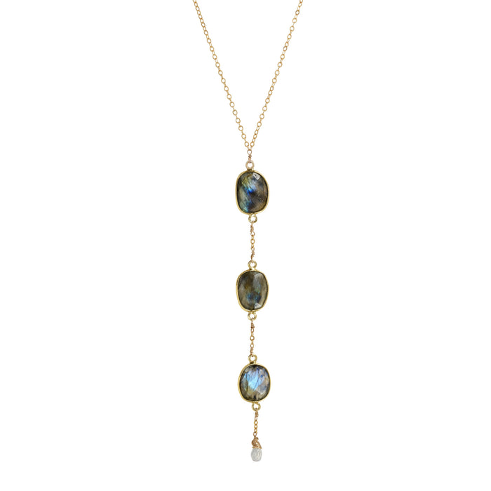 Labradorite Prima Necklace
