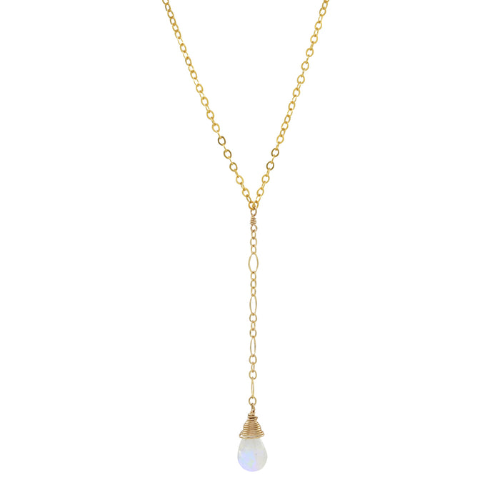 Moonstone Aria Necklace