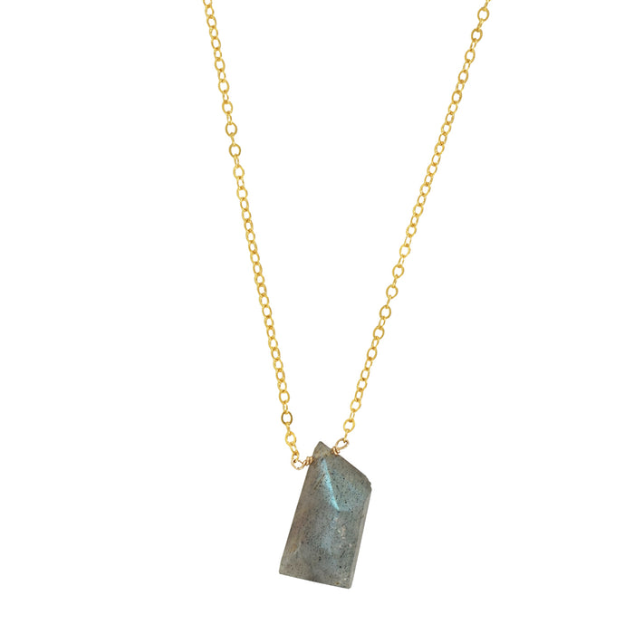 Labradorite Lynne Necklace