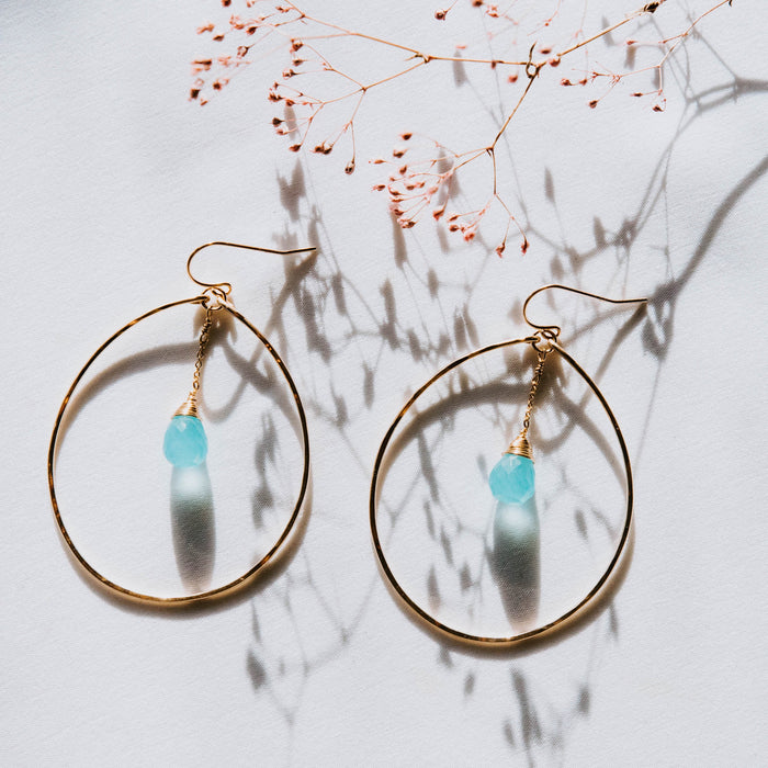 Bluebell Hoops