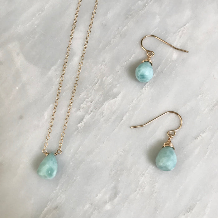 Larimar Mother Daughter Set