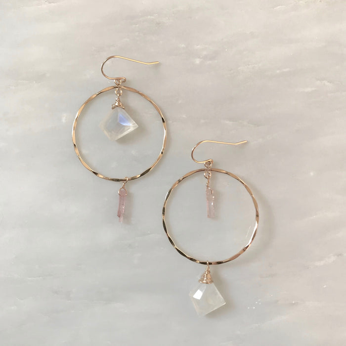 Asymmetrical Hoops