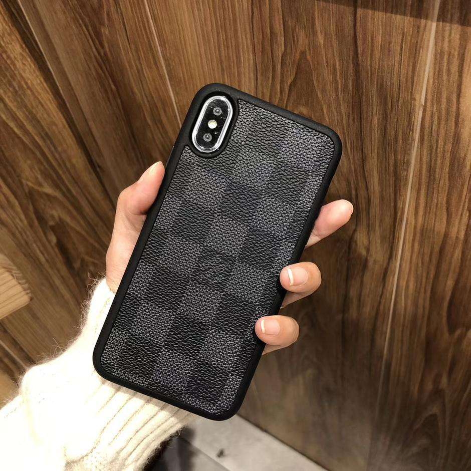 LV Checkers iPhone Case - Skiins