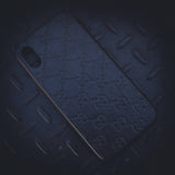 GG Embossed iPhone Case - Skiins