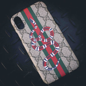 GG Snake iPhone Case