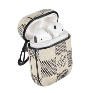 LV Checkers AirPods Case - Skiins