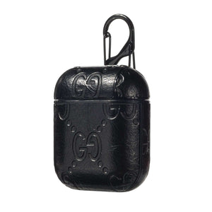 GG Signature Leather AirPods Case - Skiins