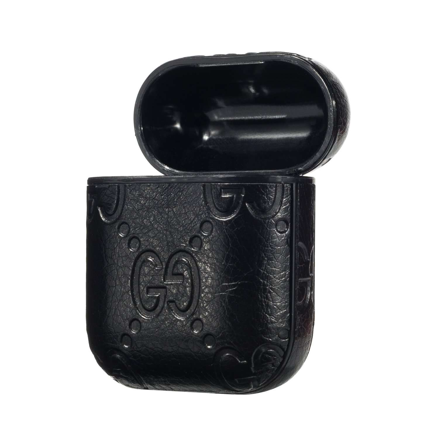 Gucci Signature AirPods Leather Protective Shockproof Case