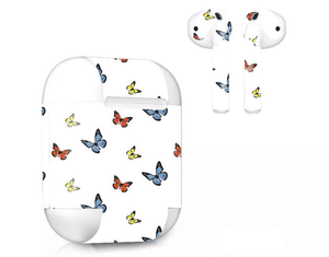 Butterfly AirPods Skin (2 pack) - Skiins