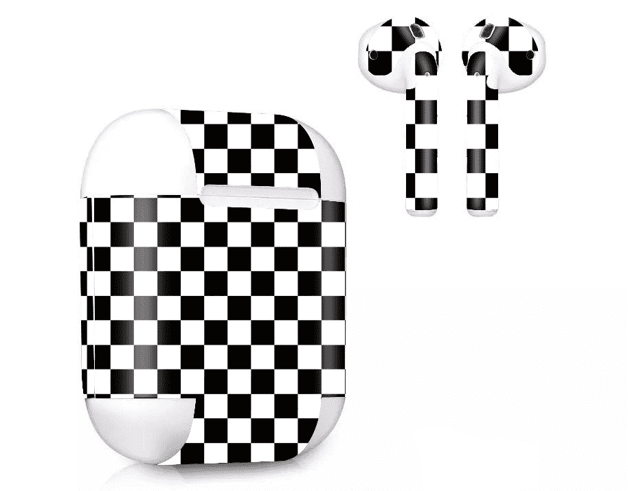 Checkers AirPods Skin (2 pack) - Skiins