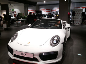 Evento #Feelaprincess en el Centro Porsche de Barcelona