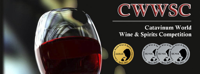 CATAVINUM 2015 World Wine & Spirits Competition