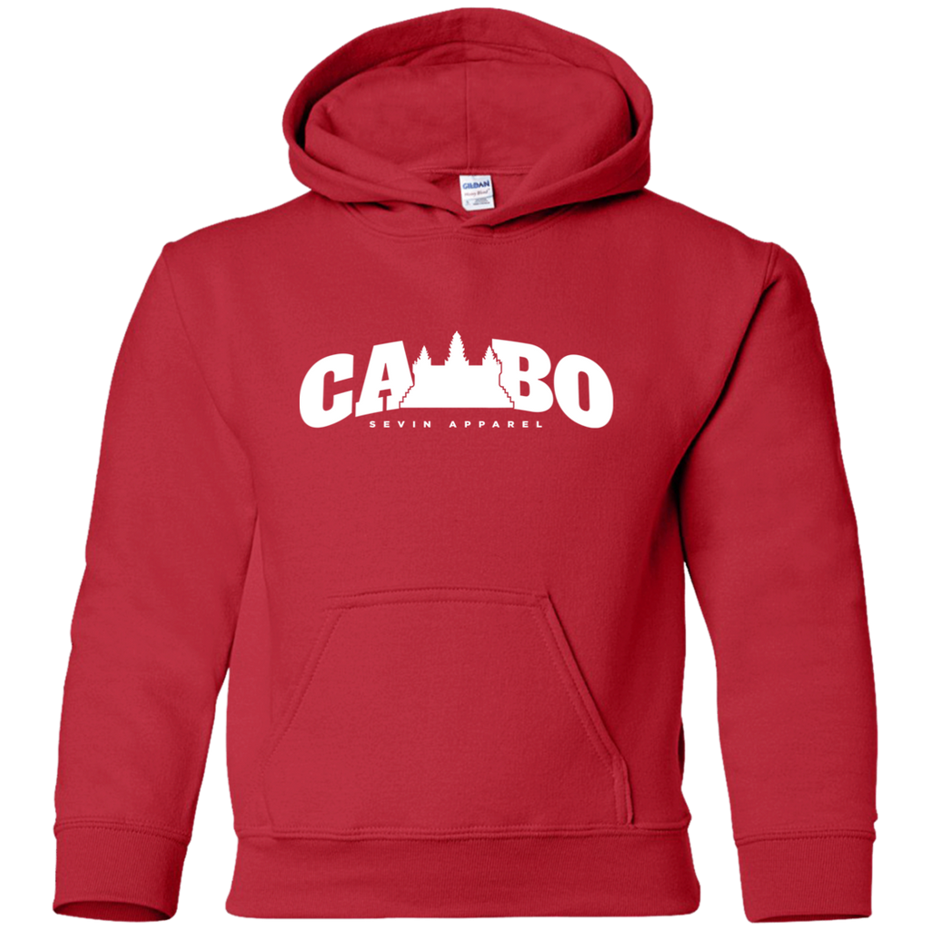 Youth Cambo wat Pullover Hoodie