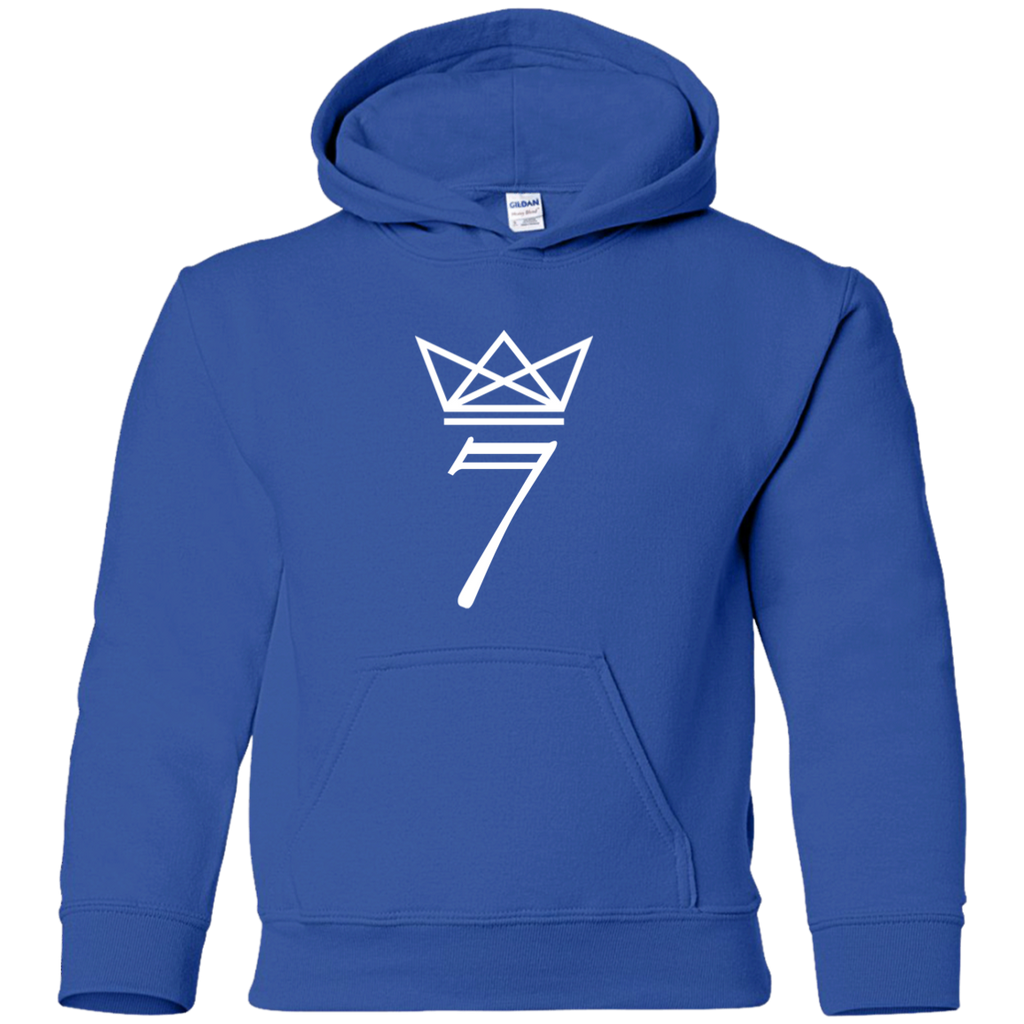 Youth 7 Crown Pullover Hoodie