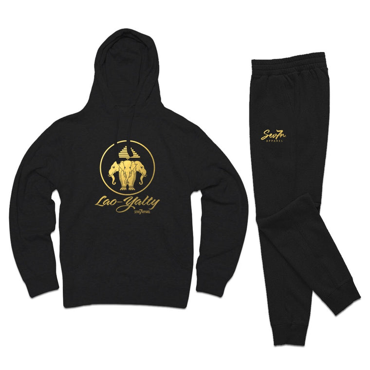 Lao-Yalty Hoodie/Jogger Set