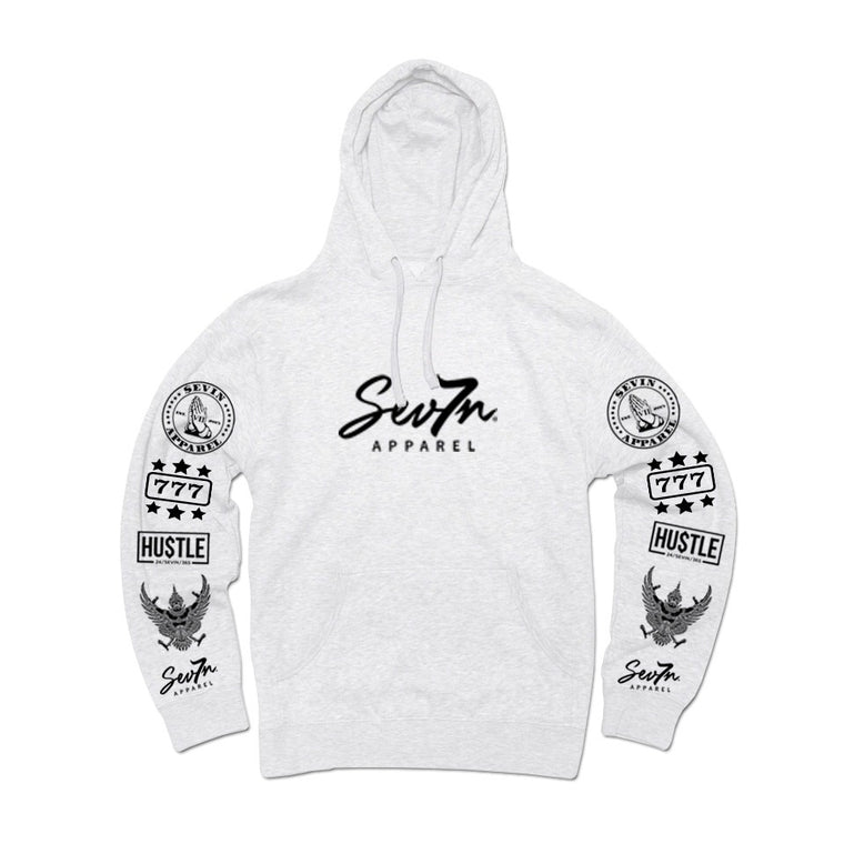 "Sevin ""Tatted up"" Cocaina Hoodie"
