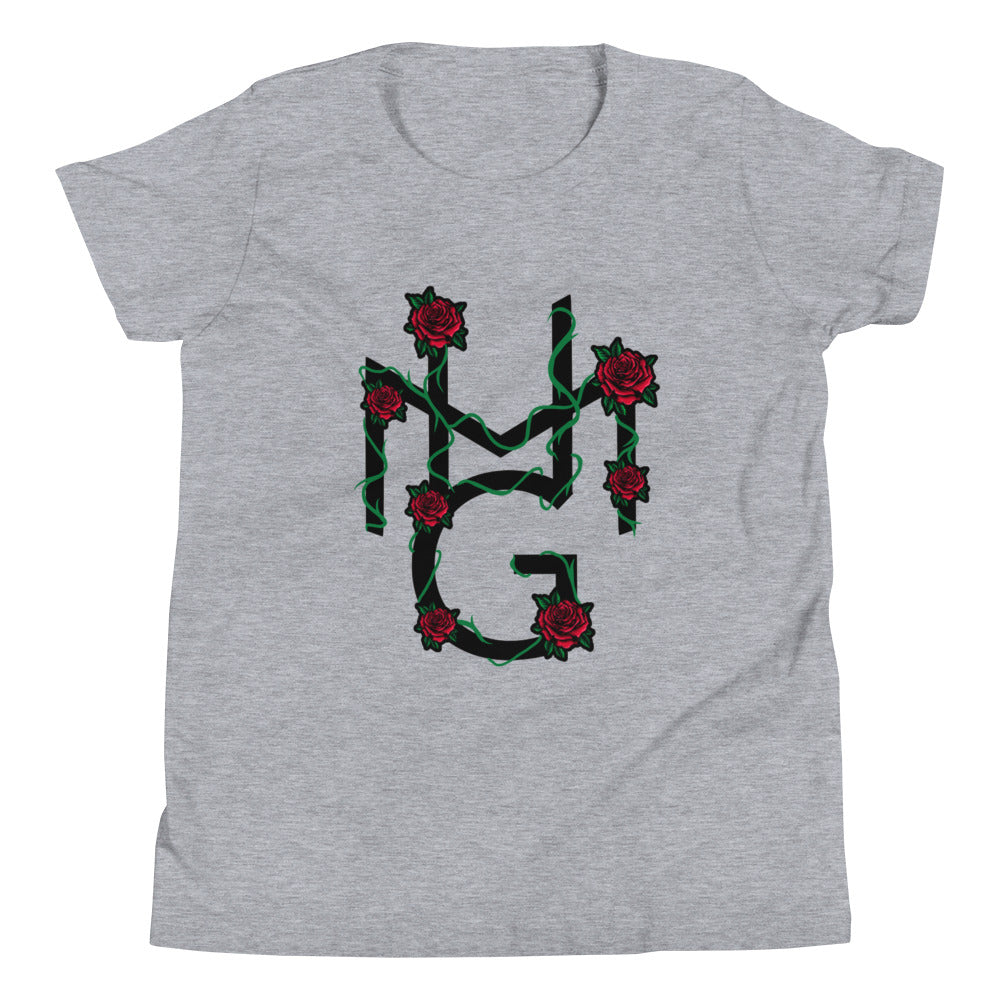 HMG Roses Youth Short Sleeve T-Shirt