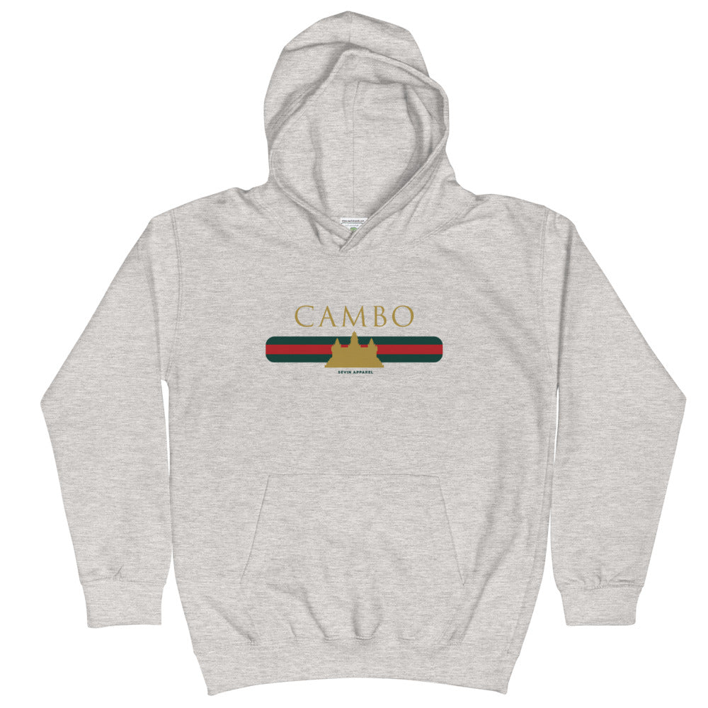 Youth Cambo Stripe Hoodie