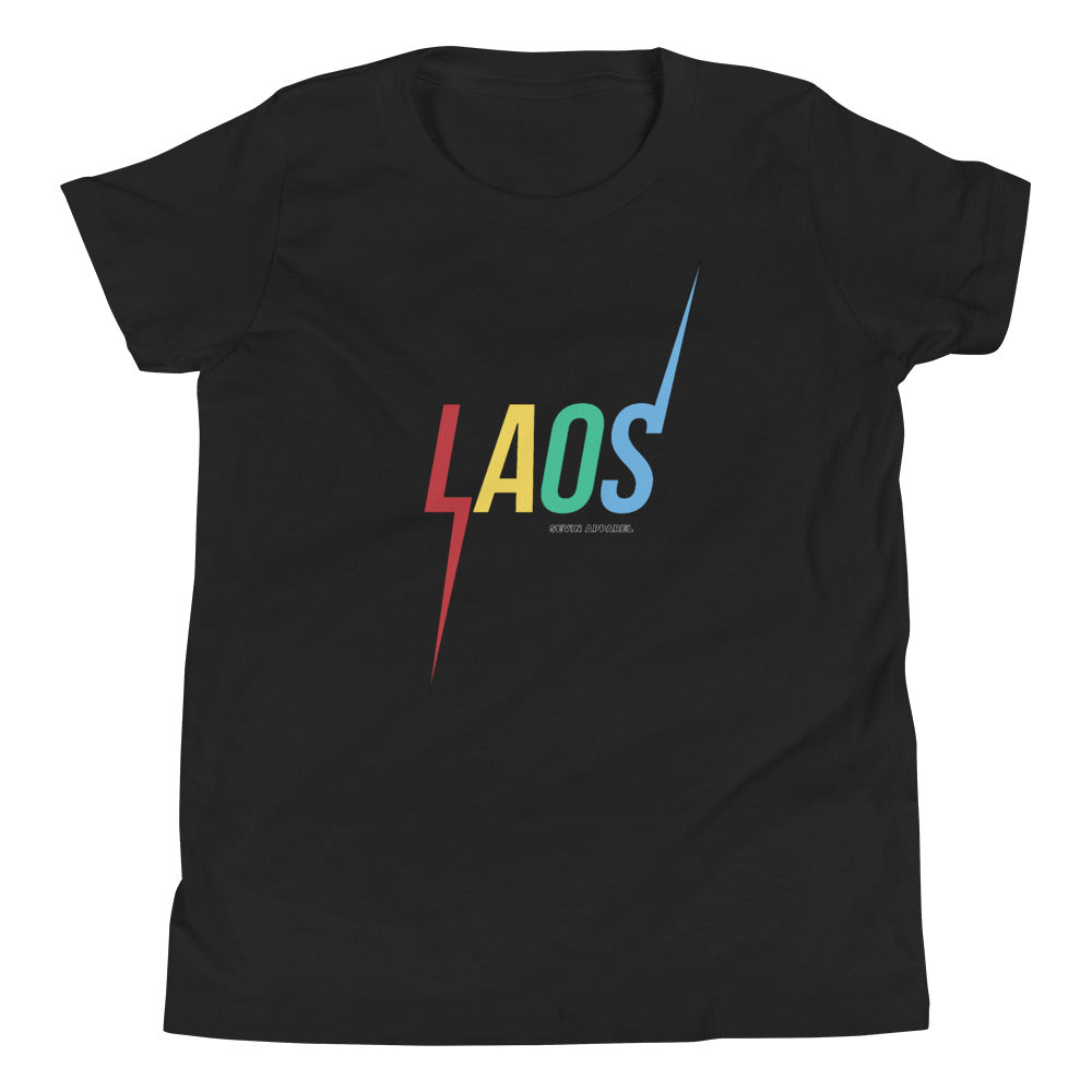 Youth Laos Blades Short Sleeve T-Shirt