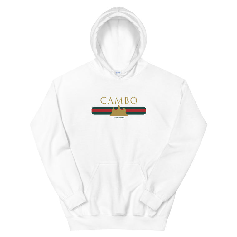 Cambo Stripe Hooded Sweatshirt