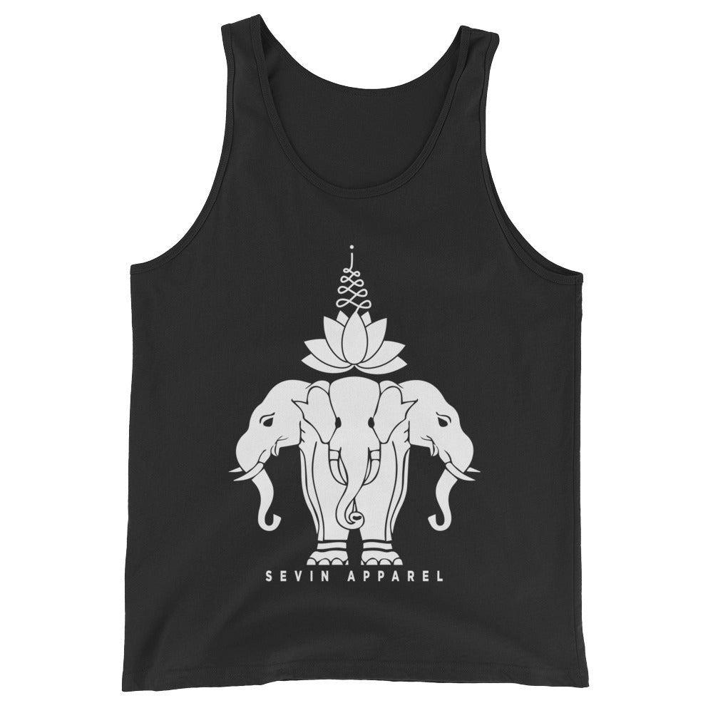Lotus Elephant Tank Top