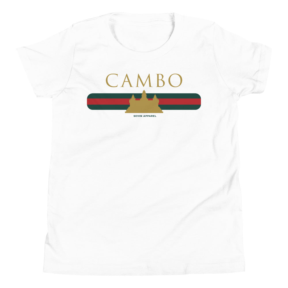 Youth Cambo Stripe Short Sleeve T-Shirt