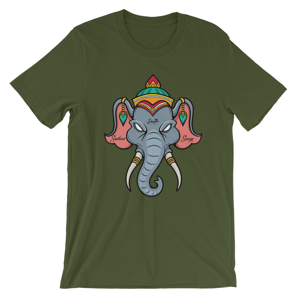 Southeast Savage Elephant  T-Shirt