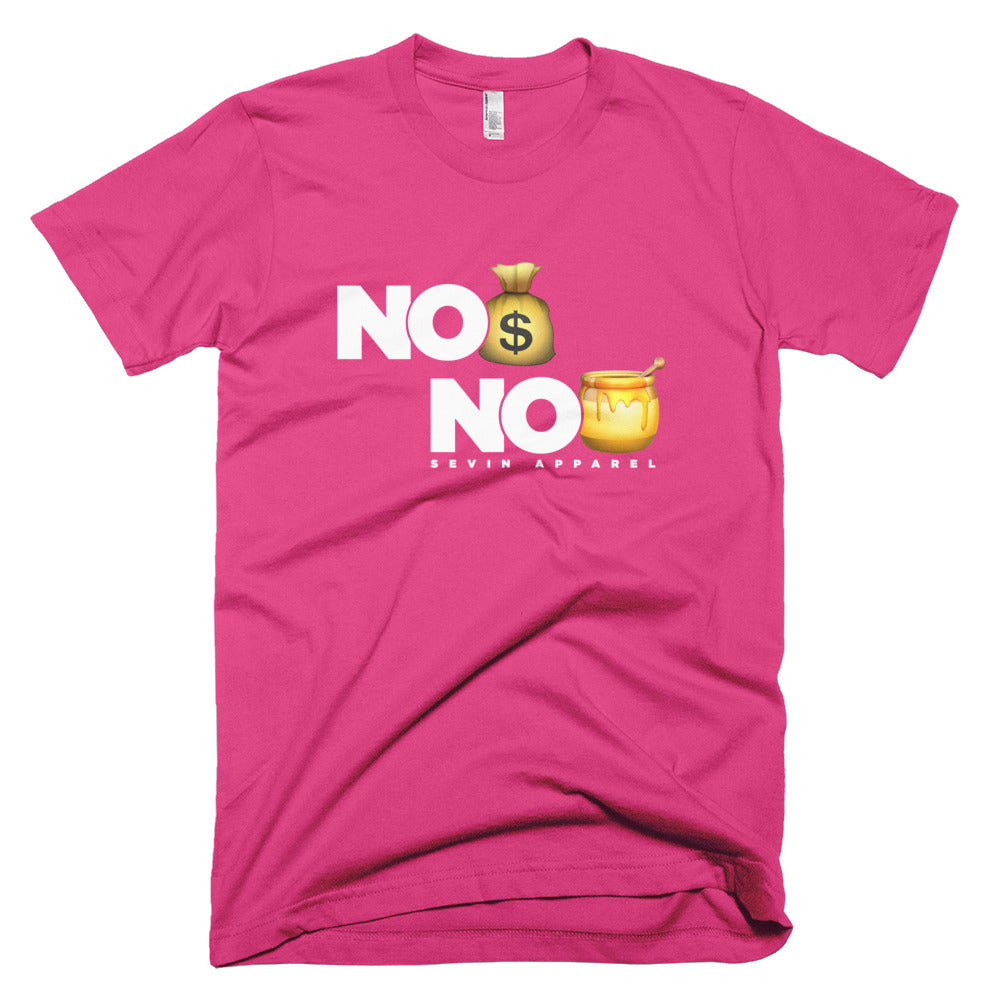 No Money No Honey Short-Sleeve T-Shirt