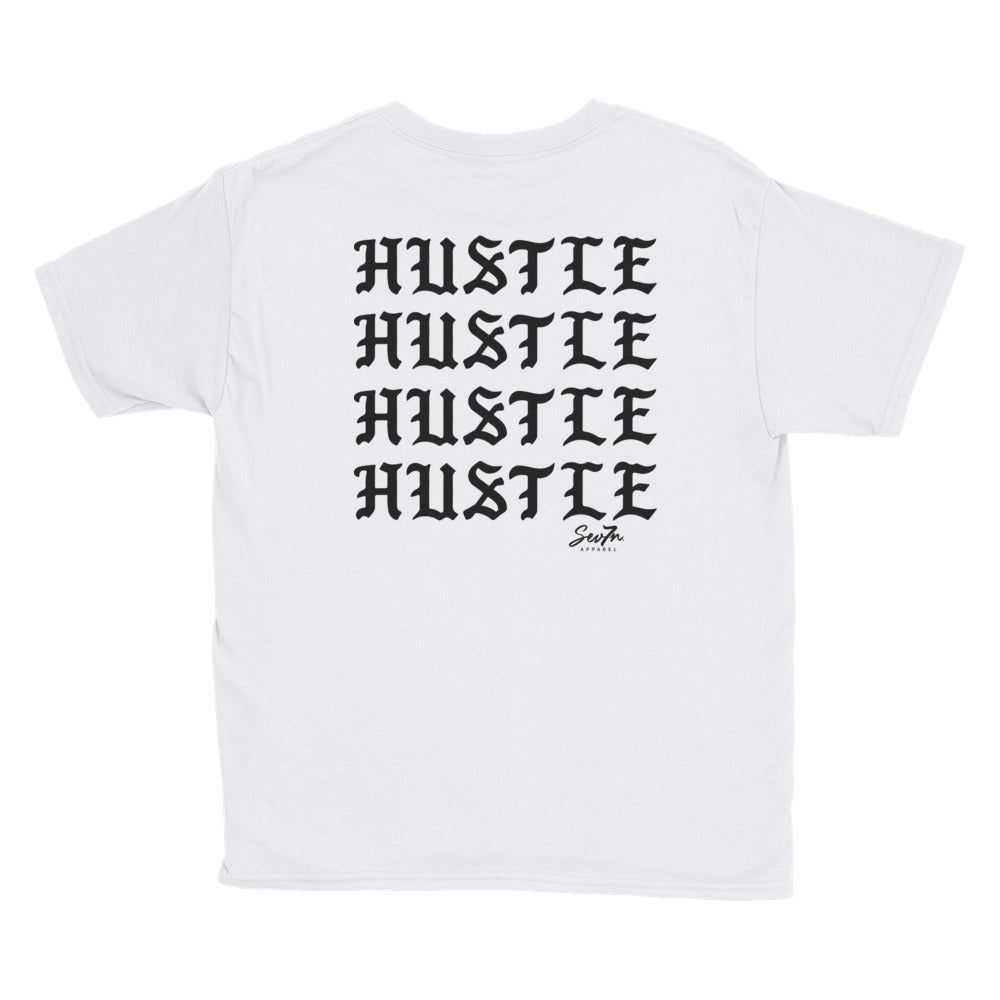 Youth I Love the Hustle T-Shirt
