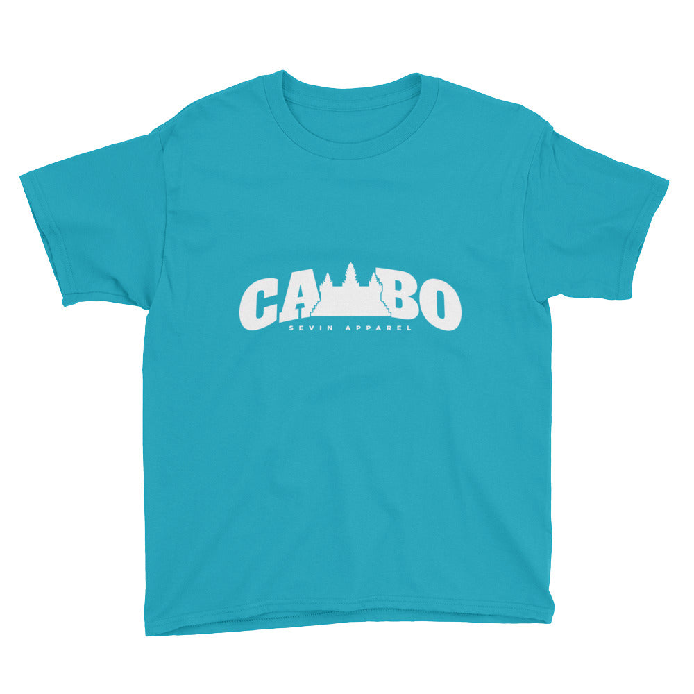 Youth Cambo wat Short Sleeve T-Shirt