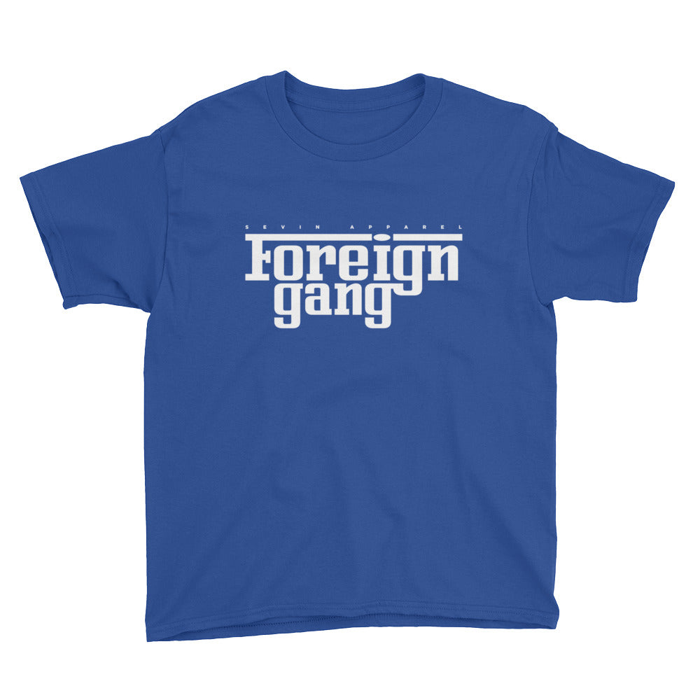 Foreign Gang Youth Short Sleeve T-Shirt