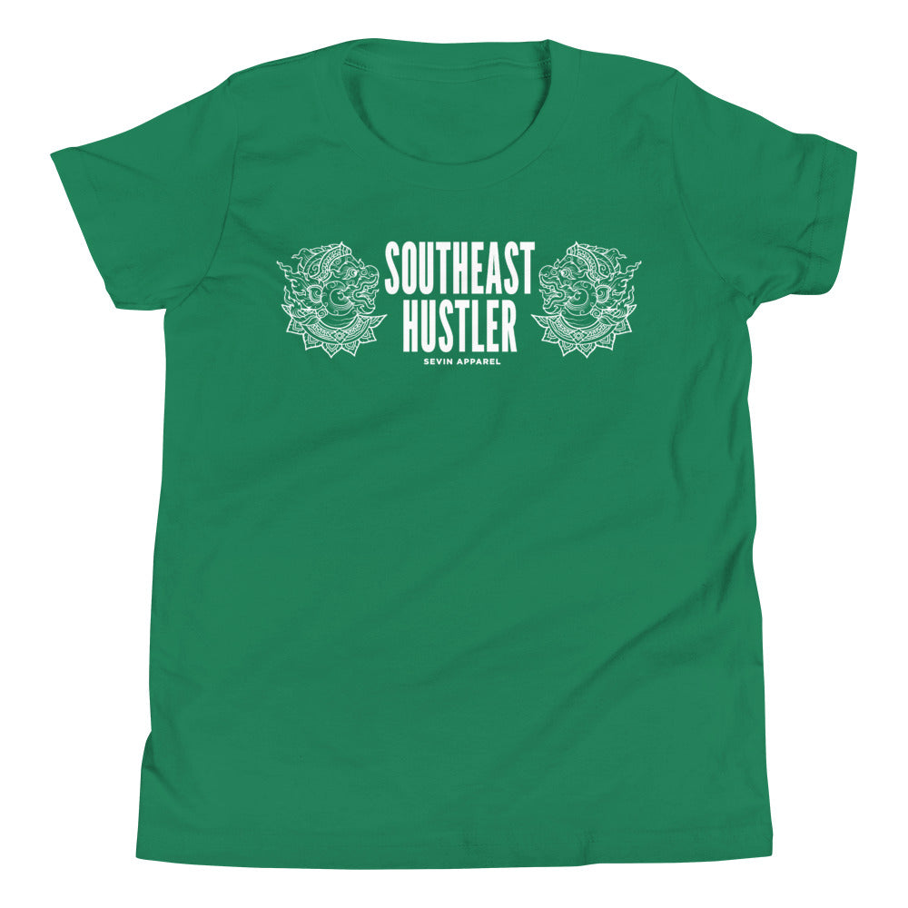 Youth Southeast Hustler King Short Sleeve T-Shirt