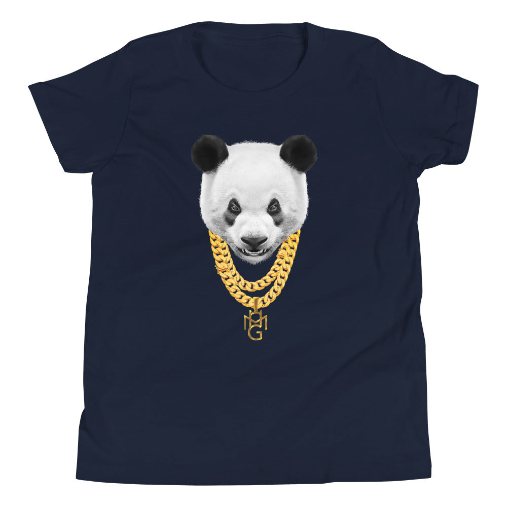 Youth HMG Panda Short Sleeve T-Shirt
