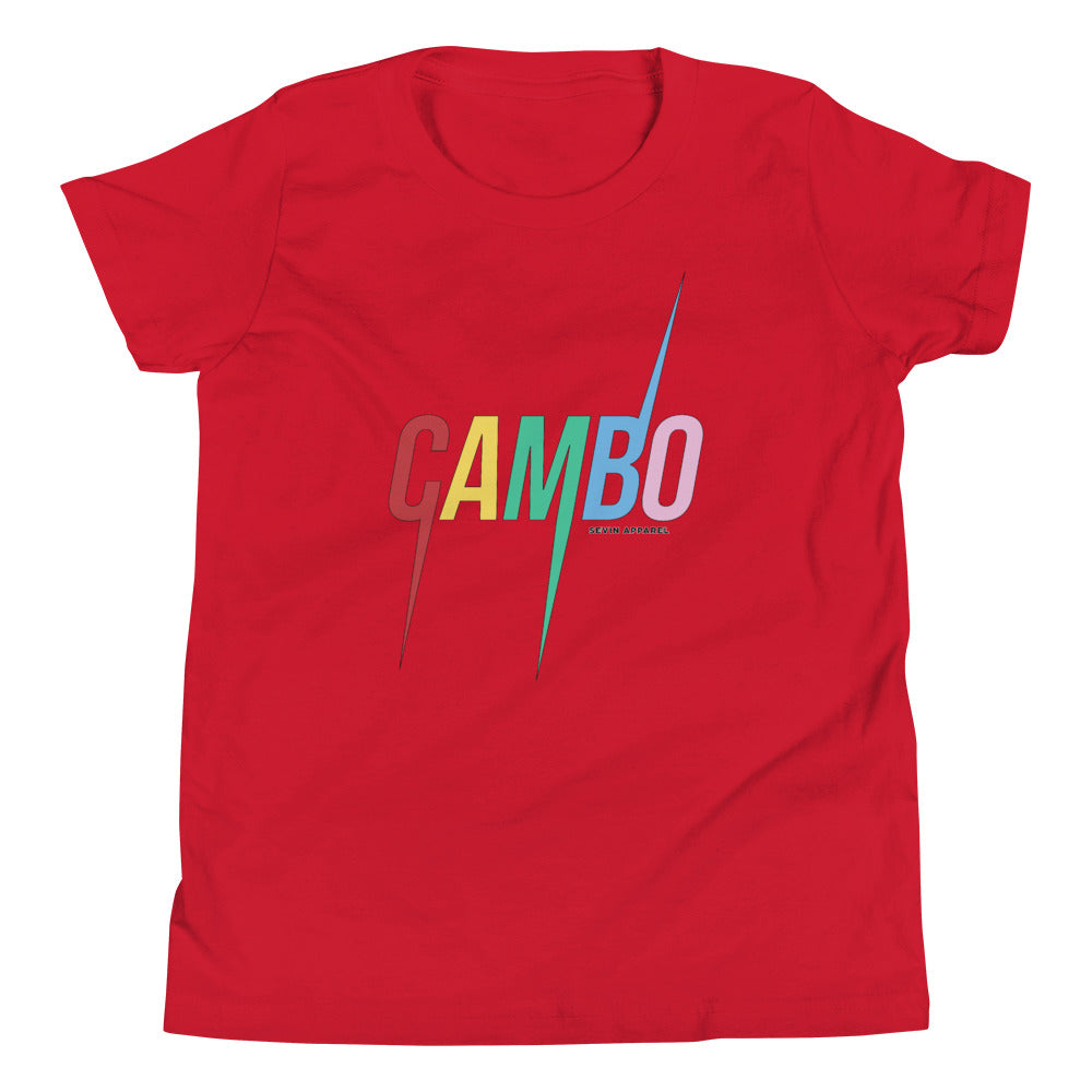Youth Cambo Blades Short Sleeve T-Shirt