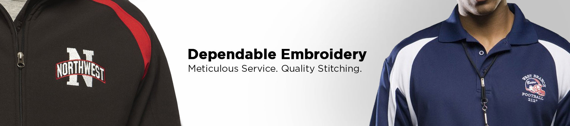 Embroidery Policies