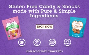 Lovely Candy Company   Gluten Free Candy   Organic Candy   Vegan Candy